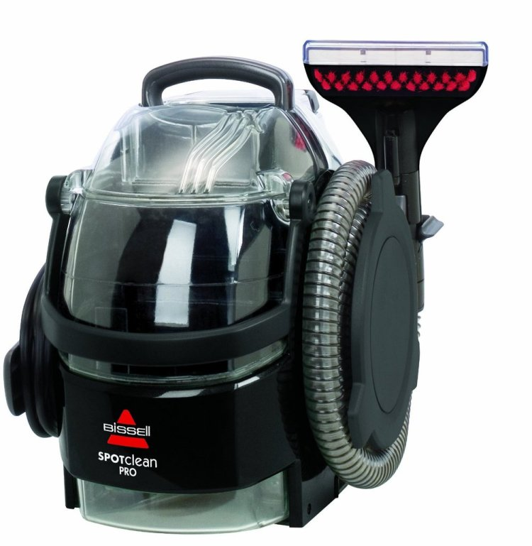 The most AMAZING compact carpet cleaner. I have two pups, and despite the fact I wipe their paws each time we come inside (OCD I know, my friends have told me), I still need to clean my rugs and bedroom. This is the perfect fit - professional grade cleaning and compact enough to store in small place. You can find it on Amazon for $130.00. My mom, the other OCD family member got me this baby.